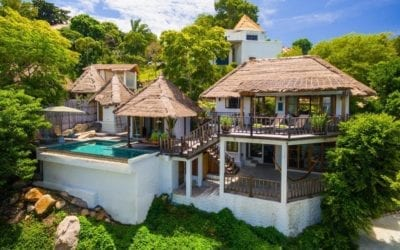 Family Accommodation On Koh Tao